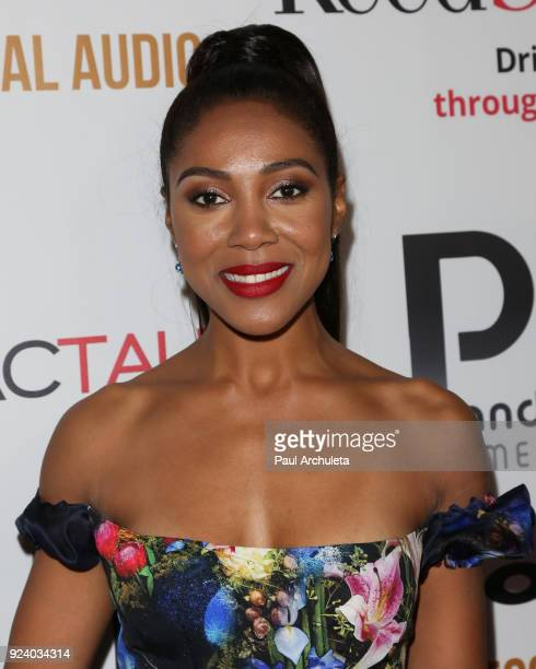 Actress Rachel Kylian attends the Gifting Your Spectrum gala benefiting Autism Speaks on February 24 2018 in Hollywood California