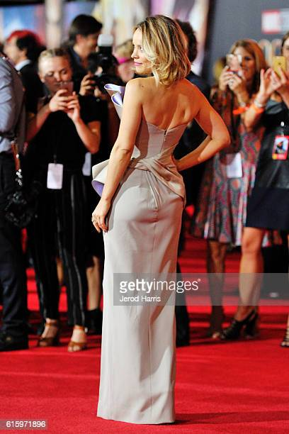Actress Rachel McAdams arrives at the Premiere of Disney and Marvel Studios' 'Doctor Strange' on October 20, 2016 in Hollywood, California.