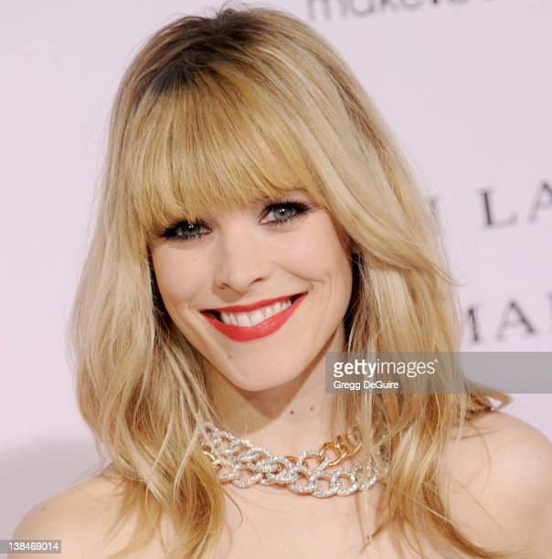 Actress Rachel McAdams arrives at The Vow Los Angeles Premiere at Grauman's Chinese Theatre on February 6 2012 in Hollywood California