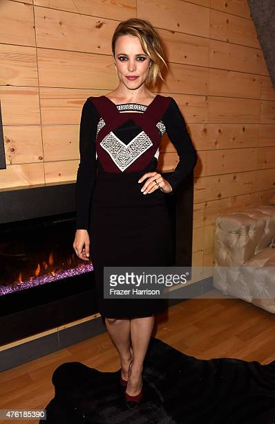 Actress Rachel McAdams attends Spike TV's Guys Choice 2015 at Sony Pictures Studios on June 6 2015 in Culver City California