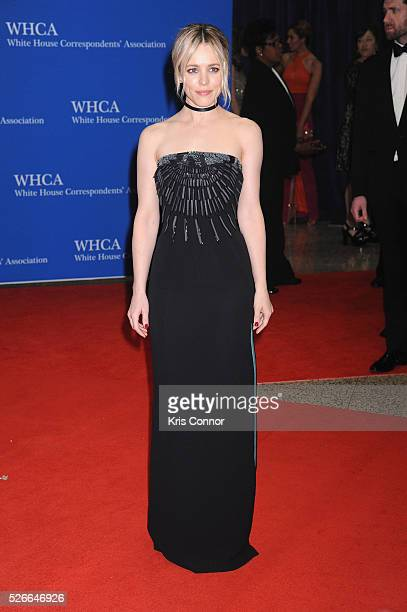 Actress Rachel McAdams attends the 102nd White House Correspondents' Association Dinner on April 30 2016 in Washington DC