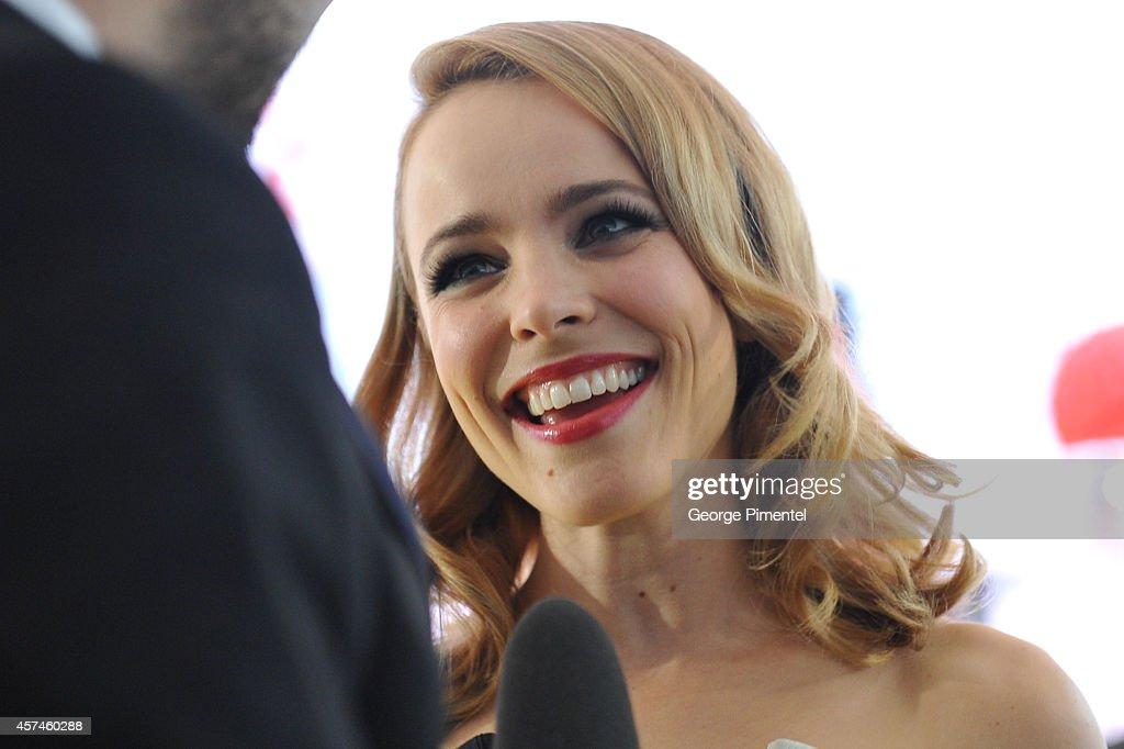 2014 Canada's Walk Of Fame Awards : News Photo
