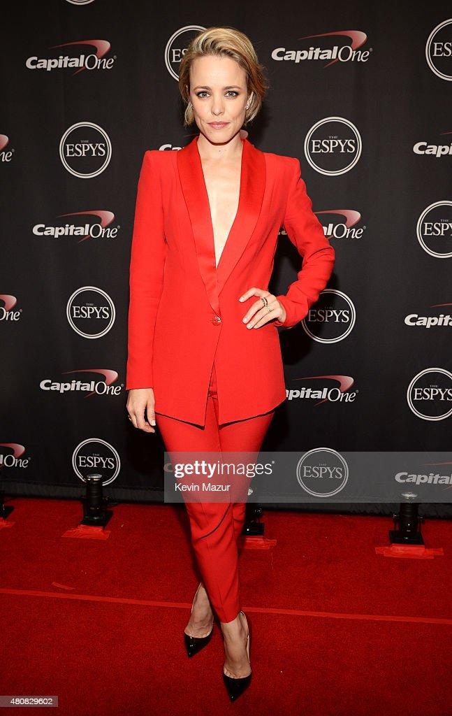 The 2015 ESPYS - Red Carpet : News Photo