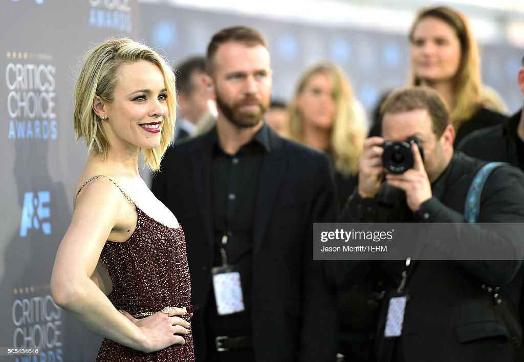 The 21st Annual Critics' Choice Awards - Arrivals : News Photo