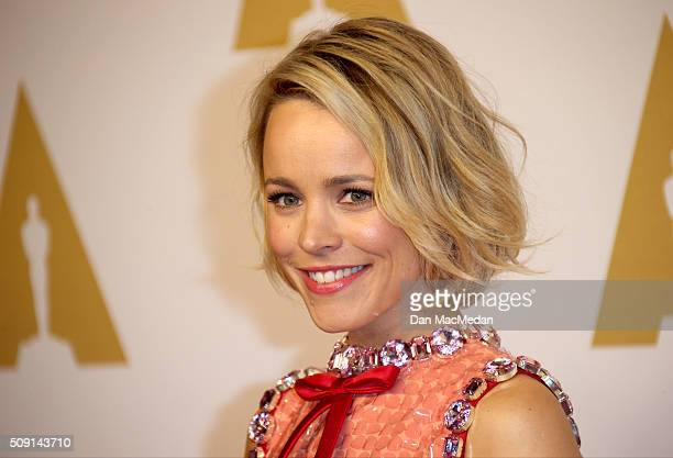 Actress Rachel McAdams attends the 88th Annual Academy Awards Nominee Luncheon in Beverly Hills California