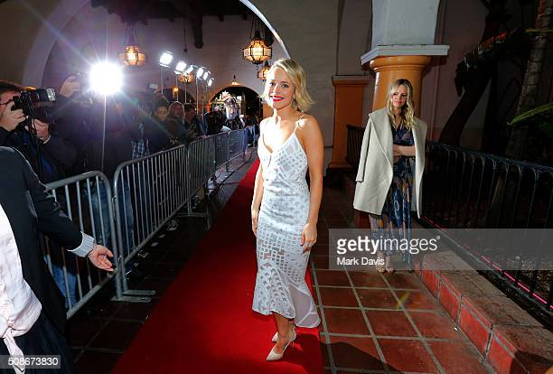 Actress Rachel McAdams attends the American Riviera Award at the Arlington Theater at the 31st Santa Barabara International Film Festival on February...