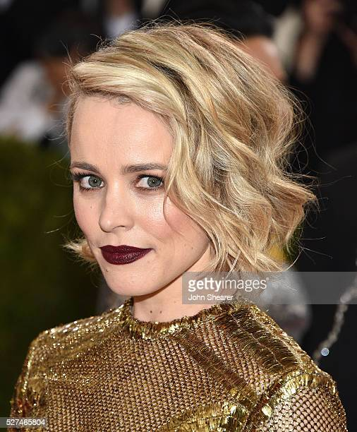 Actress Rachel McAdams attends the 'Manus x Machina Fashion In An Age Of Technology' Costume Institute Gala at Metropolitan Museum of Art on May 2...