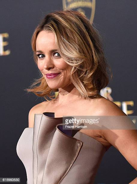 Actress Rachel McAdams attends the Premiere of Disney and Marvel Studios' Doctor Strange on October 20 2016 in Hollywood California