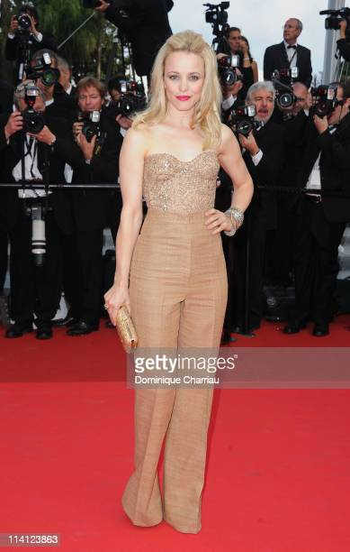 Actress Rachel McAdams attends the Sleeping Beauty Premiere during the 64th Annual Cannes Film Festival at the Palais des Festivals on May 12 2011 in...