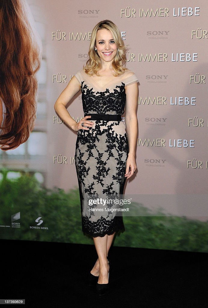 'The Vow' Germany Photocall : News Photo