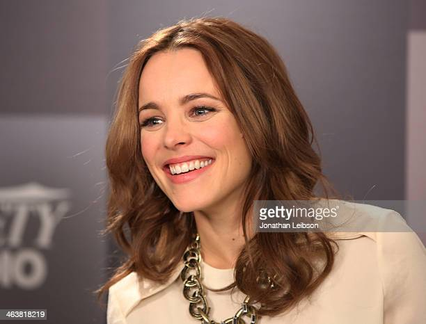 Actress Rachel McAdams attends The Variety Studio: Sundance Edition Presented By Dawn Levy on January 19, 2014 in Park City, Utah.
