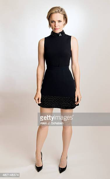 Actress Rachel McAdams is photographed for Los Angeles Times on July 14 2015 in Beverly Hills California PUBLISHED IMAGE CREDIT MUST READ Allen J...