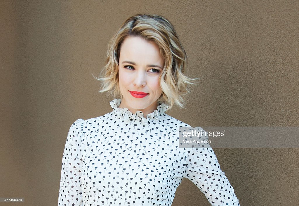 Rachel McAdams, Portrait Session, June 5, 2015