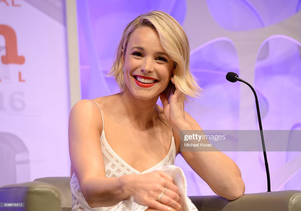 Actress Rachel McAdams presents onstage at The Santa Barbara International Film Festival on February 5, 2016 in Santa Barbara, California.