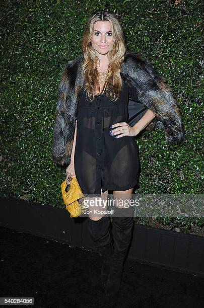 Actress Rachel McCord arrives at Max Mara Celebrates Natalie DormerThe 2016 Women In Film Max Mara Face Of The Future at Chateau Marmont on June 14...