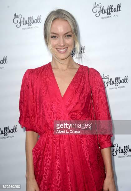 Actress Rachel Skarsten at The 2017 Fluffball held at Lombardi House on November 4 2017 in Los Angeles California
