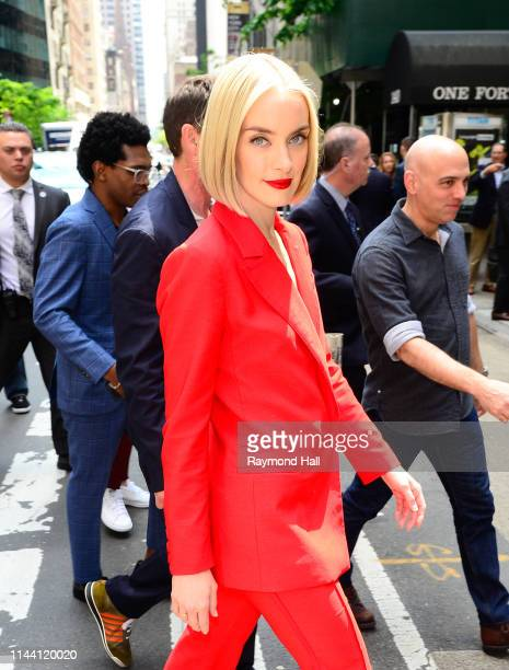 Actress Rachel Skarsten attends the 2019 CW Network Upfront on May 16 2019 in New York City