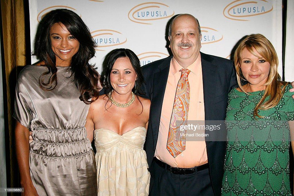 Lupus LA's 2008 Orange Ball : Fotografía de noticias