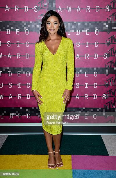 Actress Rachel Smith attends the 2015 MTV Video Music Awards at Microsoft Theater on August 30 2015 in Los Angeles California