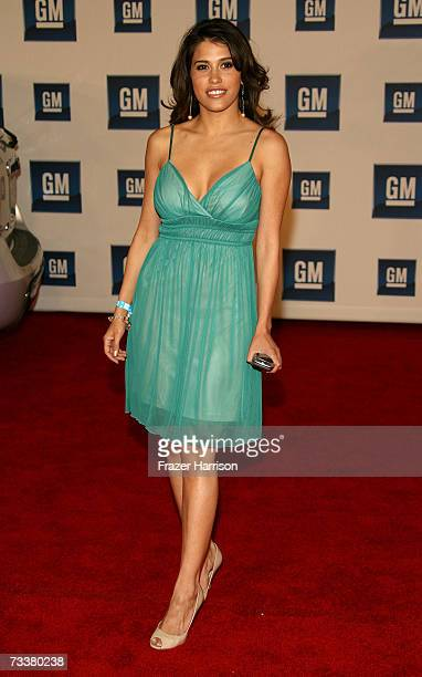 Actress Rachel Sterling arrives at the 6th Annual General Motors TEN event at Paramount Studios on February 20 2007 in Los Angeles California
