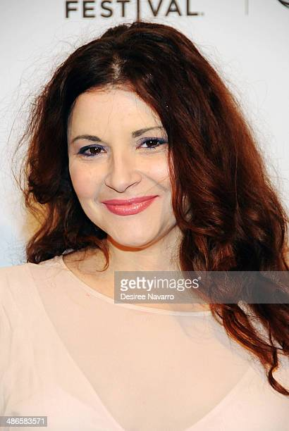 Actress Rachel Stern attends the Shorts Program City Limits during the 2014 Tribeca Film Festival at AMC Loews Village 7 on April 24 2014 in New York...