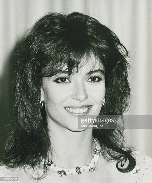 Actress Rachel Ward attending 54th Annual Academy Awards on March 29 1982 at the Dorothy Chandler Pavilion in Los Angeles California