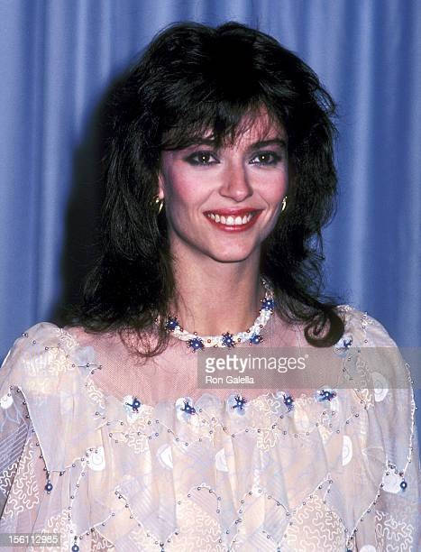 Actress Rachel Ward attends the 54th Annual Academy Awards on March 29 1982 at Dorothy Chandler Pavilion in Los Angeles California