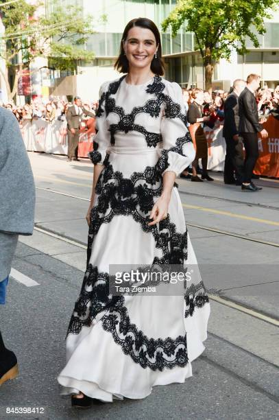 Actress Rachel Weisz arrives to the 'Disobedience' premiere during the 2017 Toronto International Film Festival at Princess of Wales Theatre on...