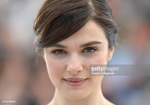 Actress Rachel Weisz attends a photocall for 'Youth' during the 68th annual Cannes Film Festival on May 20 2015 in Cannes France