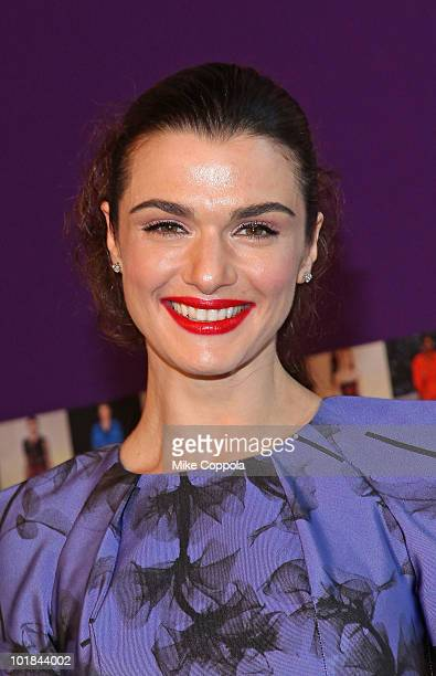 Actress Rachel Weisz attends the 2010 CFDA Fashion Awards at Alice Tully Hall, Lincoln Center on June 7, 2010 in New York City.