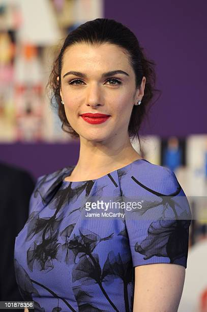 Actress Rachel Weisz attends the 2010 CFDA Fashion Awards at Alice Tully Hall at Lincoln Center on June 7 2010 in New York City