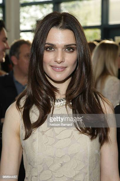 Actress Rachel Weisz attends the 2010 NYDG Foundation's Rx Haiti Benefit Gala and Auction at The Greenhouse at Scholastic on May 6 2010 in New York...