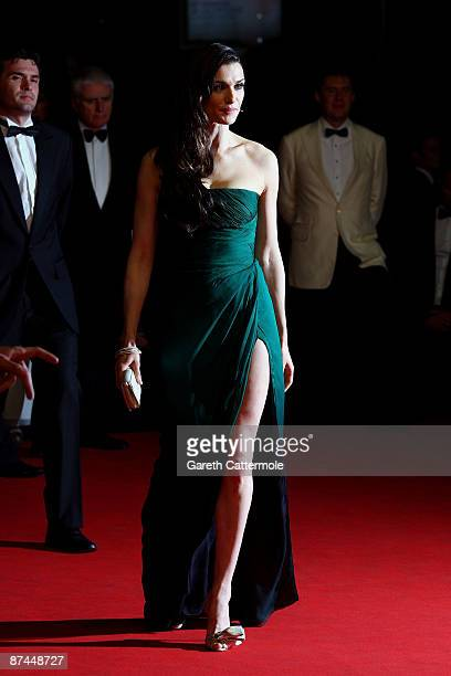 Actress Rachel Weisz attends the Agora Premiere at the Palais Des Festivals during the 62nd International Cannes Film Festival on May 17 2009 in...