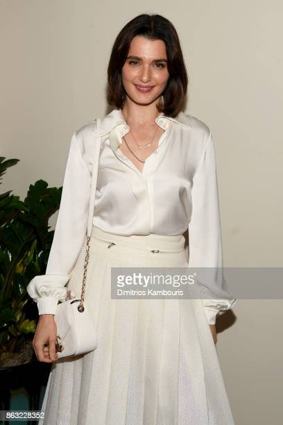 Actress Rachel Weisz attends Through Her Lens The Tribeca Chanel Women's Filmmaker Program Celebration at Smyth Hotel on October 19 2017 in New York...