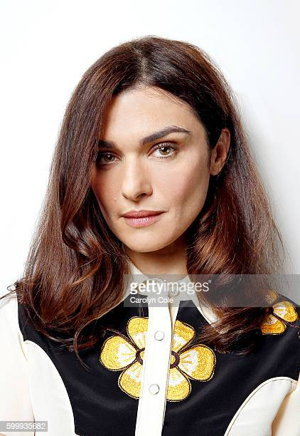Actress Rachel Weisz is photographed for Los Angeles Times on August 26 2016 in New York City PUBLISHED IMAGE CREDIT MUST READ Carolyn Cole/Los...
