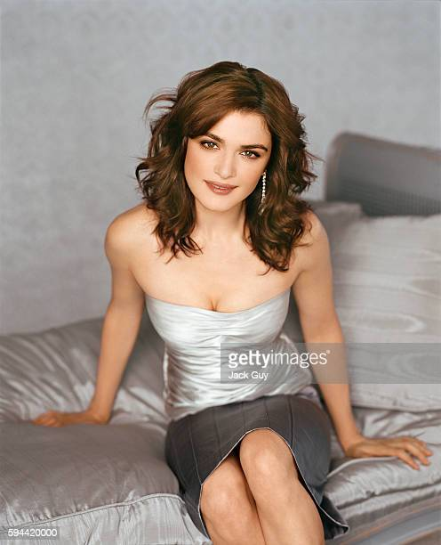 Actress Rachel Weisz is photographed for Red Magazine UK in 2003 in Los Angeles California