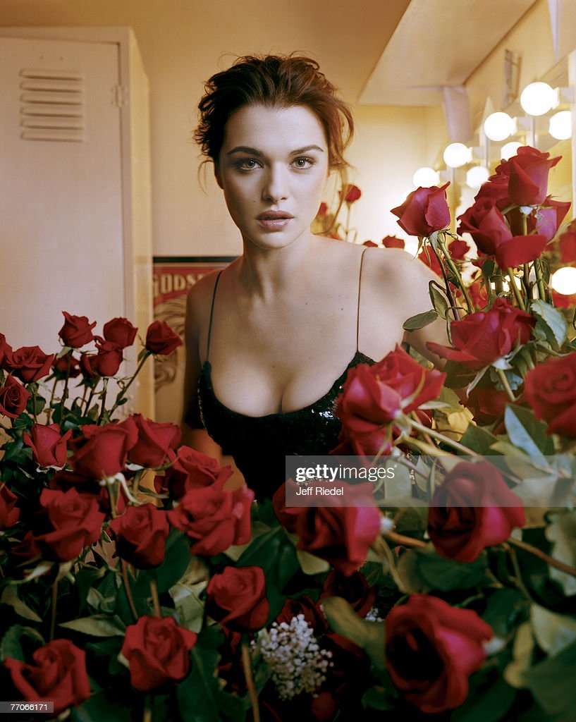 Rachel Weisz, New York Times Magazine, February 17, 2002 : News Photo