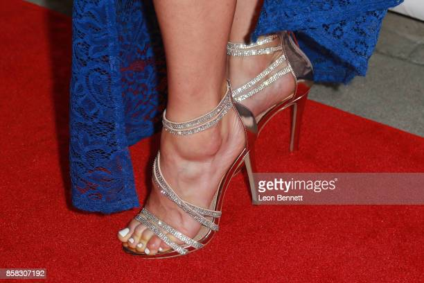 Actress Rachele Brooke Smith attends the Premiere Of 'Cold Moon' at Laemmle's Ahrya Fine Arts Theatre on October 5 2017 in Beverly Hills California