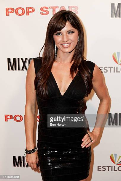 Actress Rachele Brooke Smith attends the premiere of 'Pop Star' at Mixology101 Planet Dailies on June 27 2013 in Los Angeles California