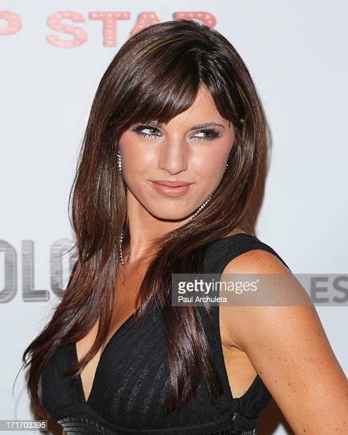Actress Rachele Brooke Smith attends the premiere party for Pop Star at Mixology101 Planet Dailies on June 27 2013 in Los Angeles California