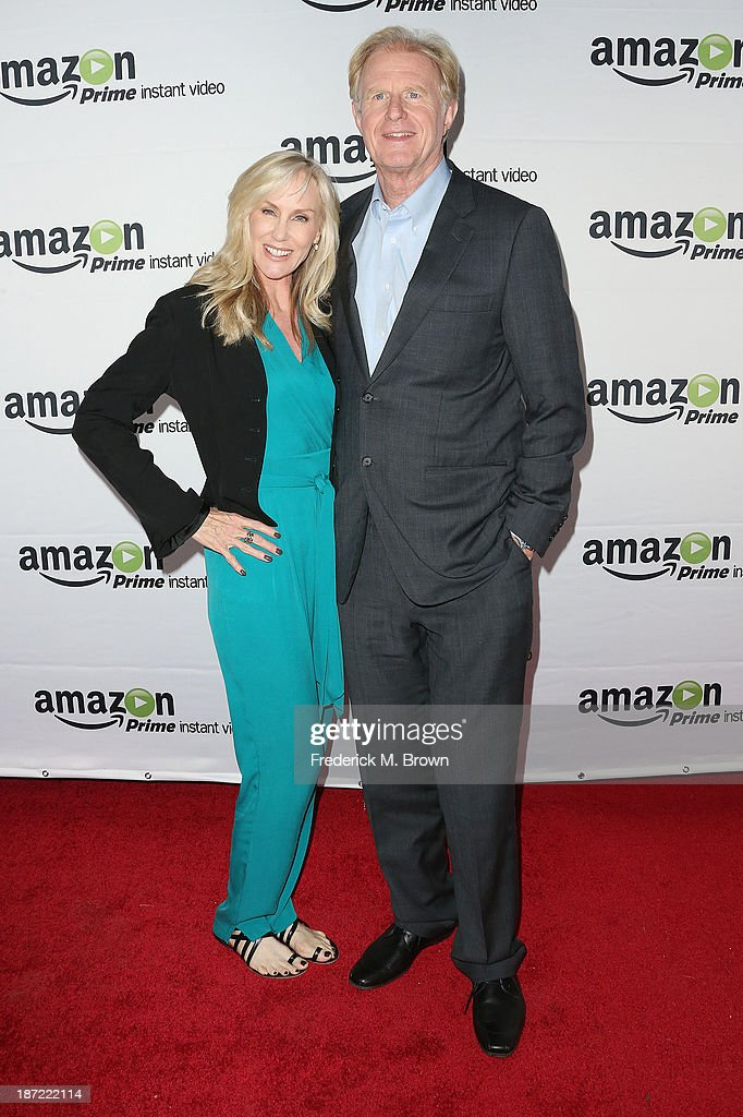 "Amazon Studios Launch Party To Celebrate Premieres Of Their 1st Original Series' ""Alpha House"" And ""Betas"" - Arrivals"