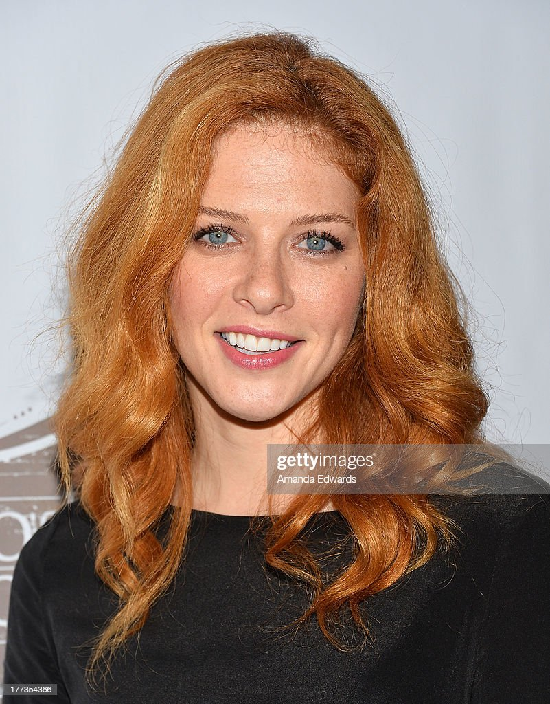Actress Rachelle Lefevre arrives at the opening night of the 2013 Los Angeles Food & Wine Festival - 'Festa Italiana With Giada De Laurentiis' on August 22, 2013 in Los Angeles, California.