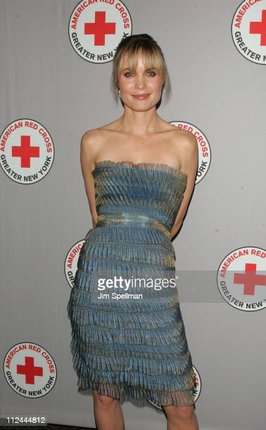 "Actress Radha Mitchell arrives at ""The Children of Huang Shi"" Premiere at the DGA Theater on May 18, 2008 in New York City."