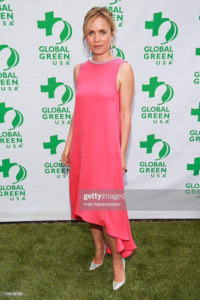 Global Green USA's Annual Millennium Awards : News Photo