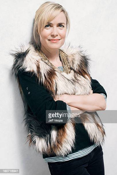 Actress Radha Mitchell is photographed at the Sundance Film Festival for Self Assignment on January 22, 2013 in Park City, Utah.