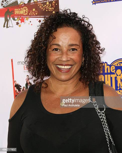 Actress Rae Dawn Chong attends the Kids In The Spotlight's Movies By Kids For Kids Film Awards at Fox Studios on November 7 2015 in Los Angeles...