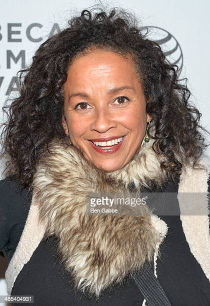 Actress Rae Dawn Chong attends the Tribeca/ESPN Sports Film Festival Gala When The Garden Was Eden during the 2014 Tribeca Film Festival at BMCC...