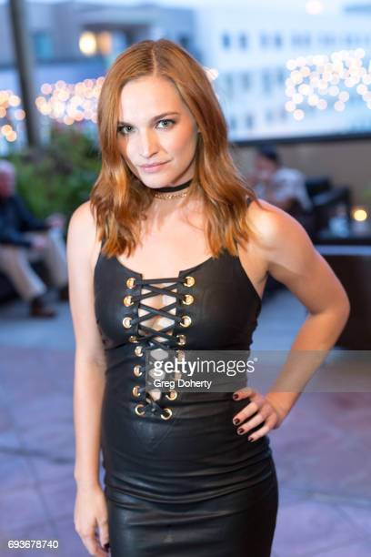 Actress Raeden Greer attends the Landing Up World Premiere during 20th Annual Dances With Films at TCL Chinese 6 Theatres on June 7 2017 in Hollywood...
