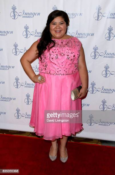 Actress Raini Rodriguez attends the 32nd Annual Imagen Awards at the Beverly Wilshire Four Seasons Hotel on August 18, 2017 in Beverly Hills,...