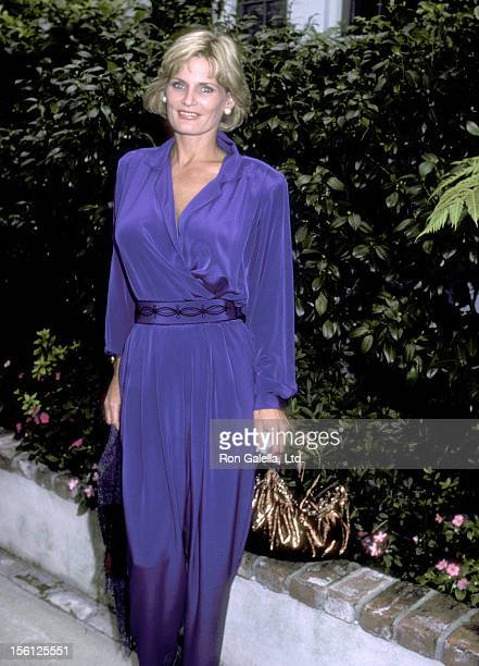 Actress Randi Brooks attends the 12th Annual Fundraiser Brunch to Benefit The Rape Treatment Center at Santa Monica Hospital Medical Center on...